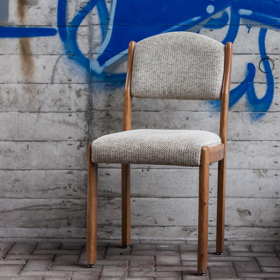 Urbaner Stuhl